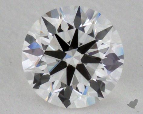 0.52 Carat F-IF Ideal Cut Round Diamond
