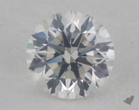 0.60 Carat F-SI2 Ideal Cut Round Diamond