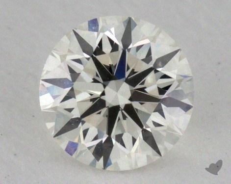 0.70 Carat H-VS2 Ideal Cut Round Diamond