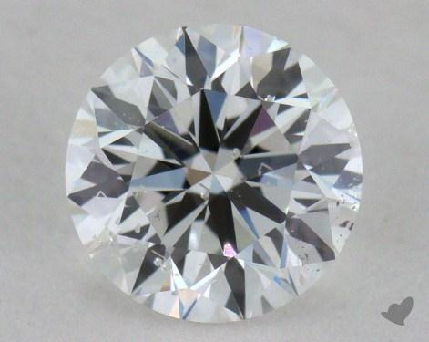 0.71 Carat D-SI1 Ideal Cut Round Diamond
