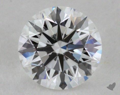 0.92 Carat E-VS2 Ideal Cut Round Diamond