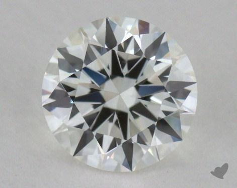 1.08 Carat H-VVS2 Excellent Cut Round Diamond