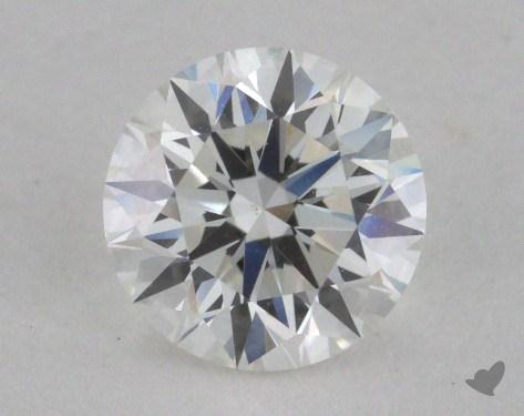 0.91 Carat G-VS1 Round Diamond