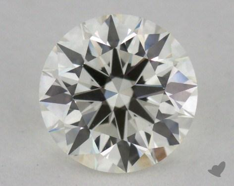 1.00 Carat I-IF Round Diamond