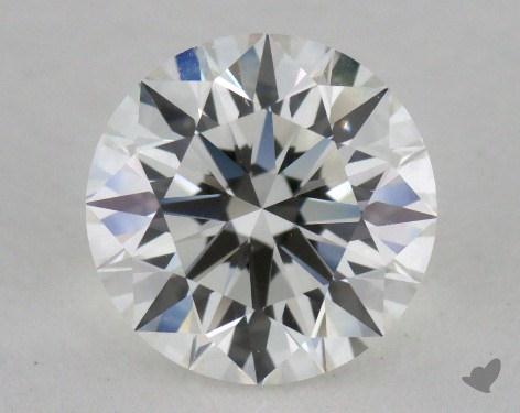 1.21 Carat F-VVS1 Excellent Cut Round Diamond