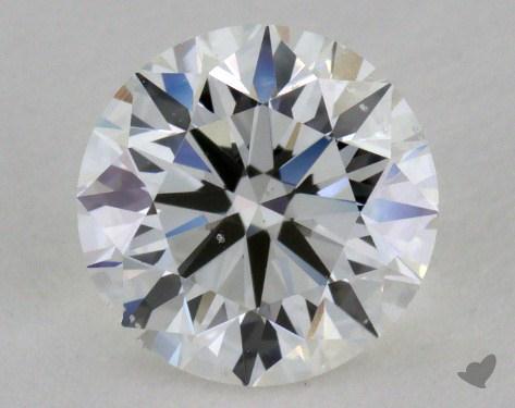 1.01 Carat G-VS2 Very Good Cut Round Diamond
