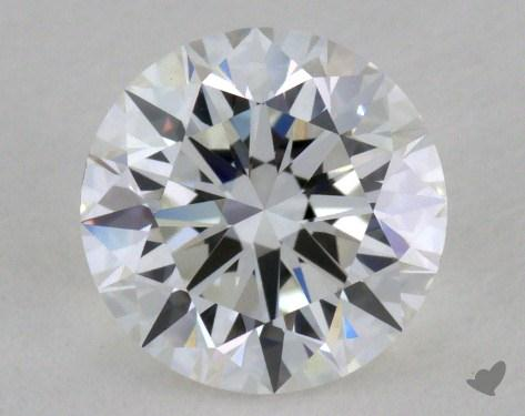1.00 Carat F-VS1 Round Diamond