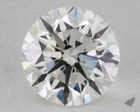 1.00 Carat G-VS1 Very Good Cut Round Diamond