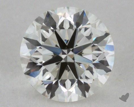 1.01 Carat H-VS1 Very Good Cut Round Diamond