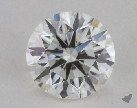1.02 Carat I-SI2 Excellent Cut Round Diamond