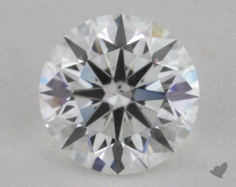 1.18 Carat G-SI1 True Hearts<sup>TM</sup> Ideal Diamond