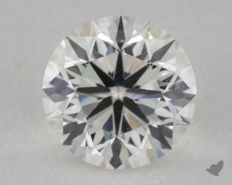 1.01 Carat I-VS2 Very Good Cut Round Diamond