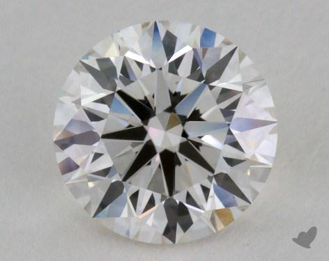1.36 Carat I-VS2 Ideal Cut Round Diamond