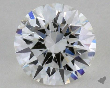 1.06 Carat G-SI1 Ideal Cut Round Diamond