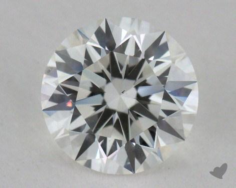 1.16 Carat G-VS2 Ideal Cut Round Diamond