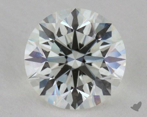 1.30 Carat H-VS2 Ideal Cut Round Diamond