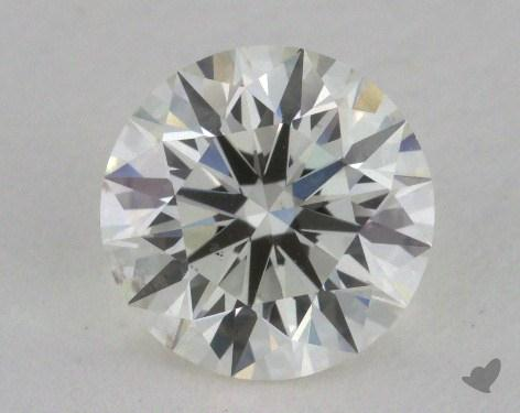 1.25 Carat J-VS2 Ideal Cut Round Diamond