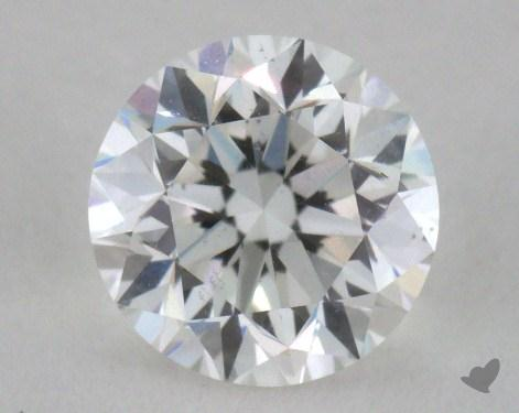 1.01 Carat F-VS2 Good Cut Round Diamond