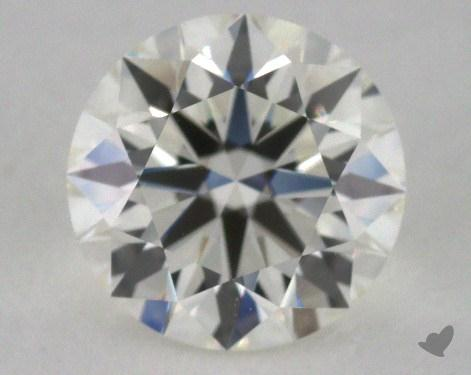 1.20 Carat J-VVS2 True Hearts<sup>TM</sup> Ideal Diamond