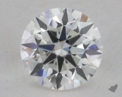 1.01 Carat E-VS2 Ideal Cut Round Diamond