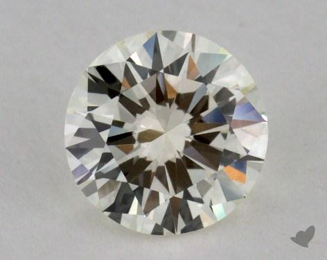 0.74 Carat K-SI1 Very Good Cut Round Diamond 