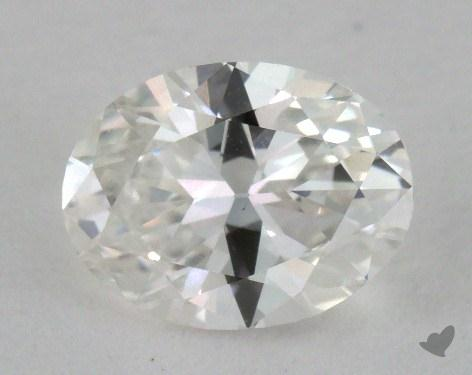1.10 Carat H-VS2 Oval Cut Diamond
