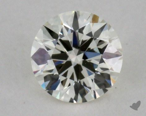 0.32 Carat K-VS1 Excellent Cut Round Diamond