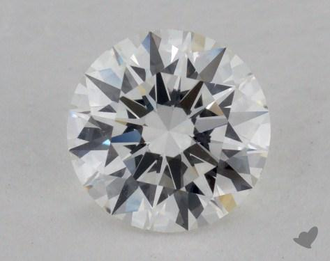 1.02 Carat H-VS2 Excellent Cut Round Diamond