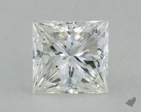 1.53 Carat H-VS1 Excellent Cut Princess Diamond