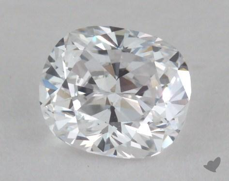 0.51 Carat D-VVS2 Cushion Cut  Diamond