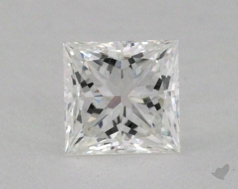 1.01 Carat F-VVS1 Ideal Cut Princess Diamond