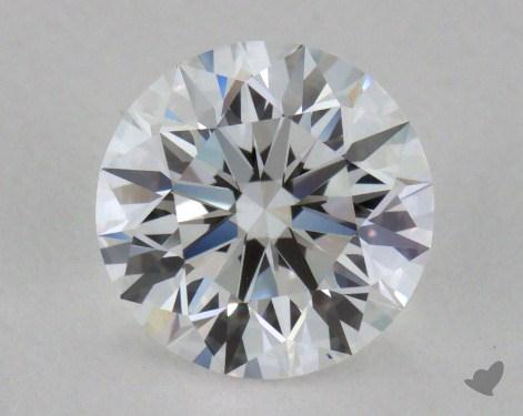 0.91 Carat E-VVS2 Excellent Cut Round Diamond 