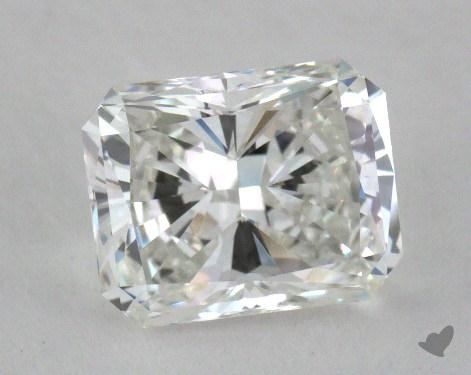 0.80 Carat G-IF Radiant Cut  Diamond