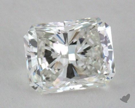 0.80 Carat G-IF Radiant Cut Diamond