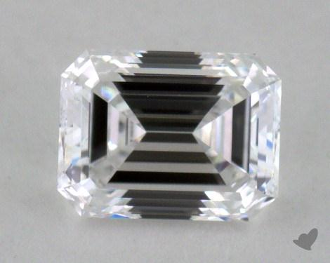 0.54 Carat D-IF Emerald Cut Diamond
