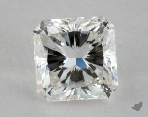 0.70 Carat G-VVS1 Radiant Cut Diamond