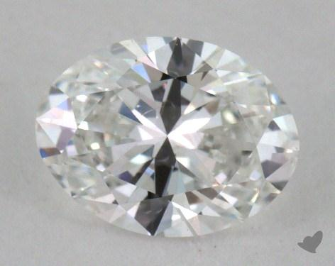 0.50 Carat E-SI2 Oval Cut Diamond