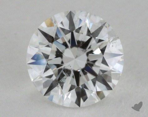 1.52 Carat F-SI2 Excellent Cut Round Diamond