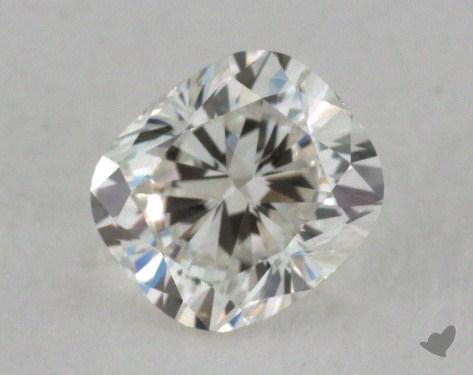 0.50 Carat H-VS1 Cushion Cut Diamond