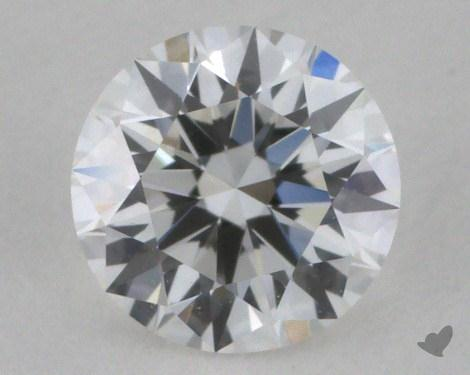 0.43 Carat E-IF Excellent Cut Round Diamond