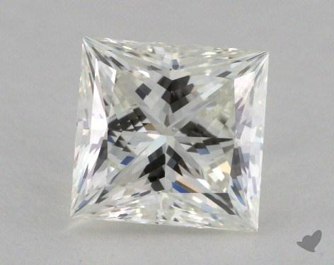 1.27 Carat I-VS2 Ideal Cut Princess Diamond