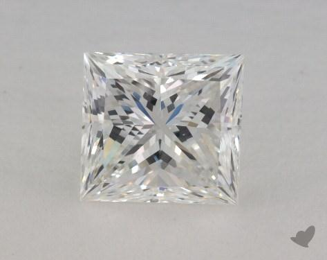 1.59 Carat G-IF Ideal Cut Princess Diamond