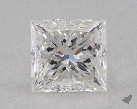 1.06 Carat H-VS2 Very Good Cut Princess Diamond