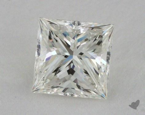 1.00 Carat I-VVS2 Princess Cut Diamond
