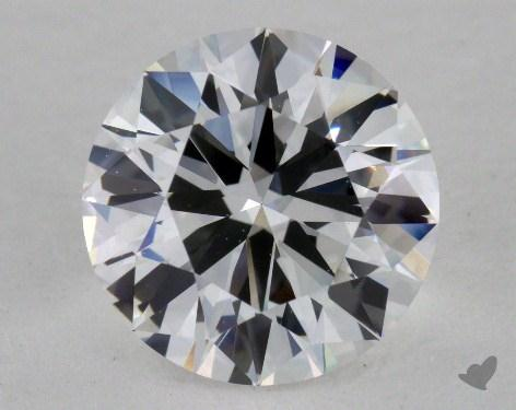 2.01 Carat D-SI1 Good Cut Round Diamond