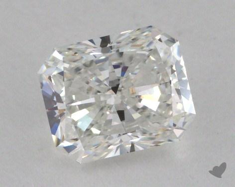1.32 Carat G-VS1 Radiant Cut  Diamond