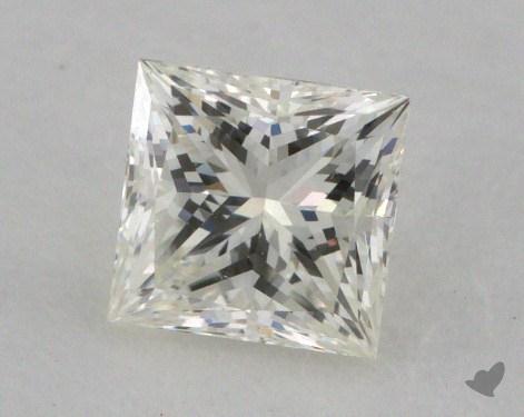 0.48 Carat K-VS1 Ideal Cut Princess Diamond