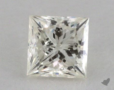 0.54 Carat K-VS2 Princess Cut  Diamond