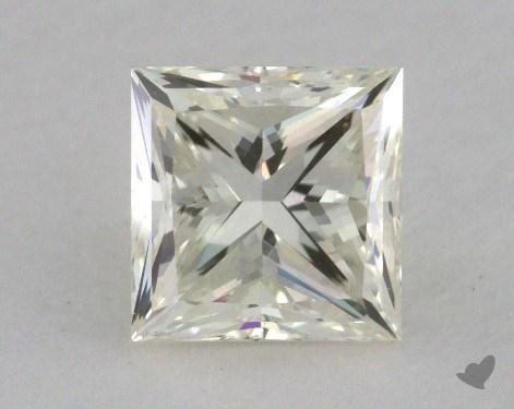 1.01 Carat K-VS2 Good Cut Princess Diamond