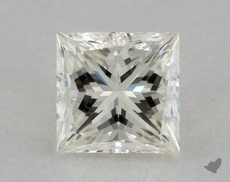 1.09 Carat K-VVS1 Very Good Cut Princess Diamond